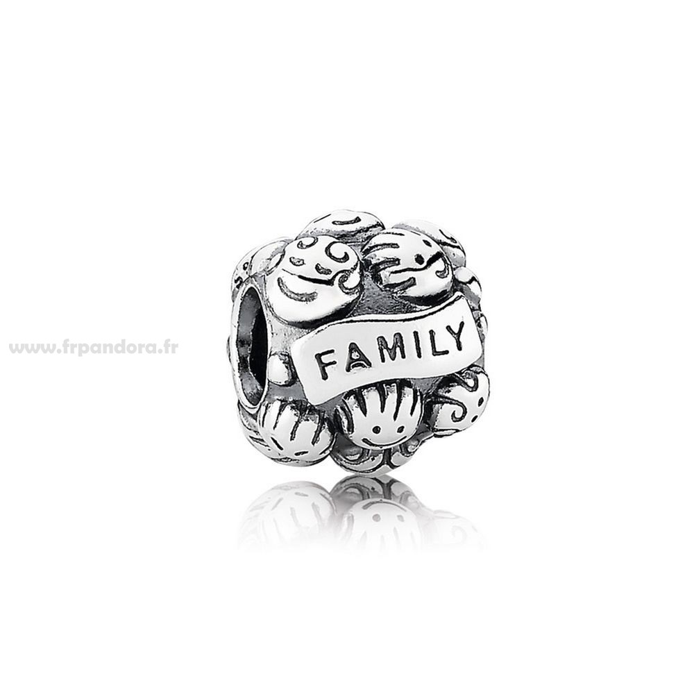Soldes Famille Charms Amour Family Charm Personnalisé