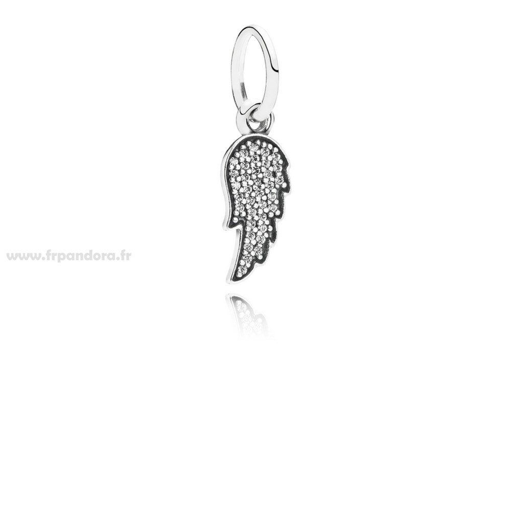 Soldes PANDORA Alphabet Symboles Charms Symbole De Guidance Dangle Charm Clear CZ Personnalisé
